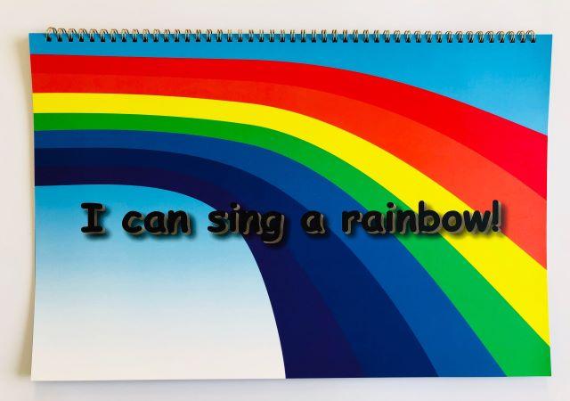 I can sing a rainbow_A4