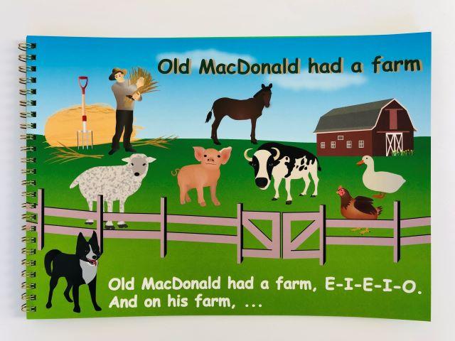 Old MacDonald had a farm_A4