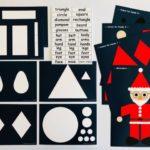 pic cards_Shapes-Santa