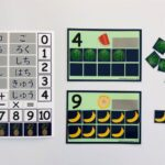 pic card_numbers_A5_Japanese_laminated