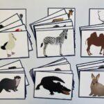 pic cards_animals 35_laminated